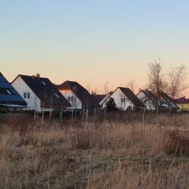 Einfamilienhäuser in Mahsldorf